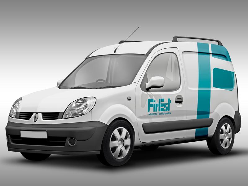 Personalizzazione veicoli aziendali Firest