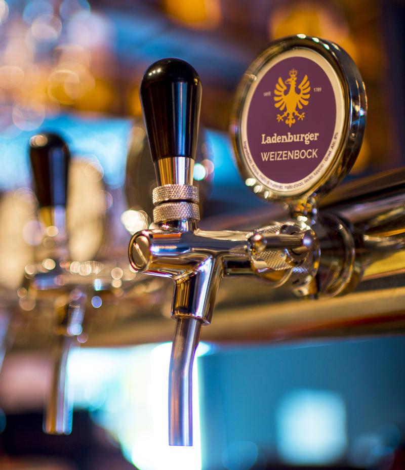 Adesivo spina birra personalizzata