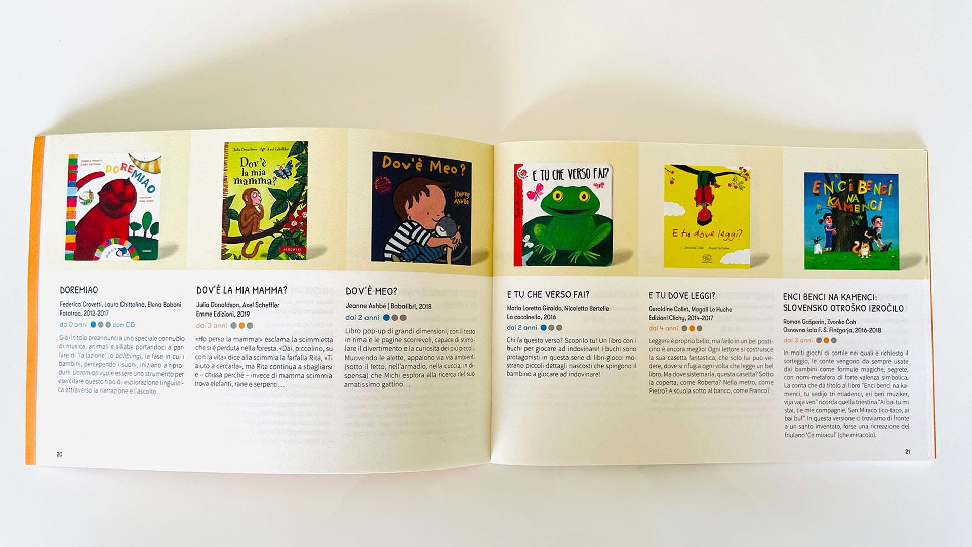 Catalogo aperto di libri in rime per bambini interno