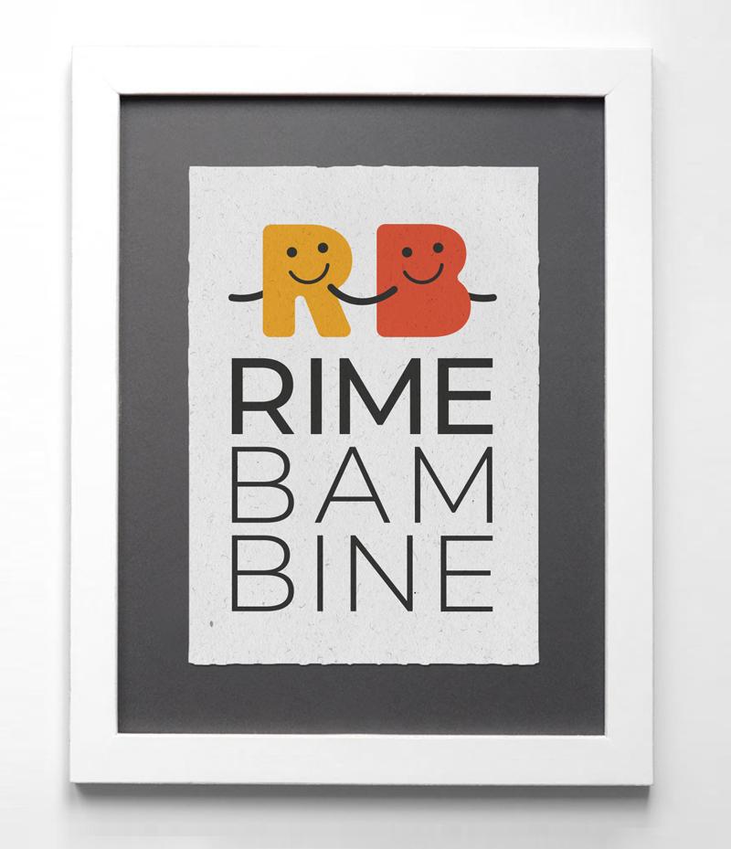Logo Rime Bambine