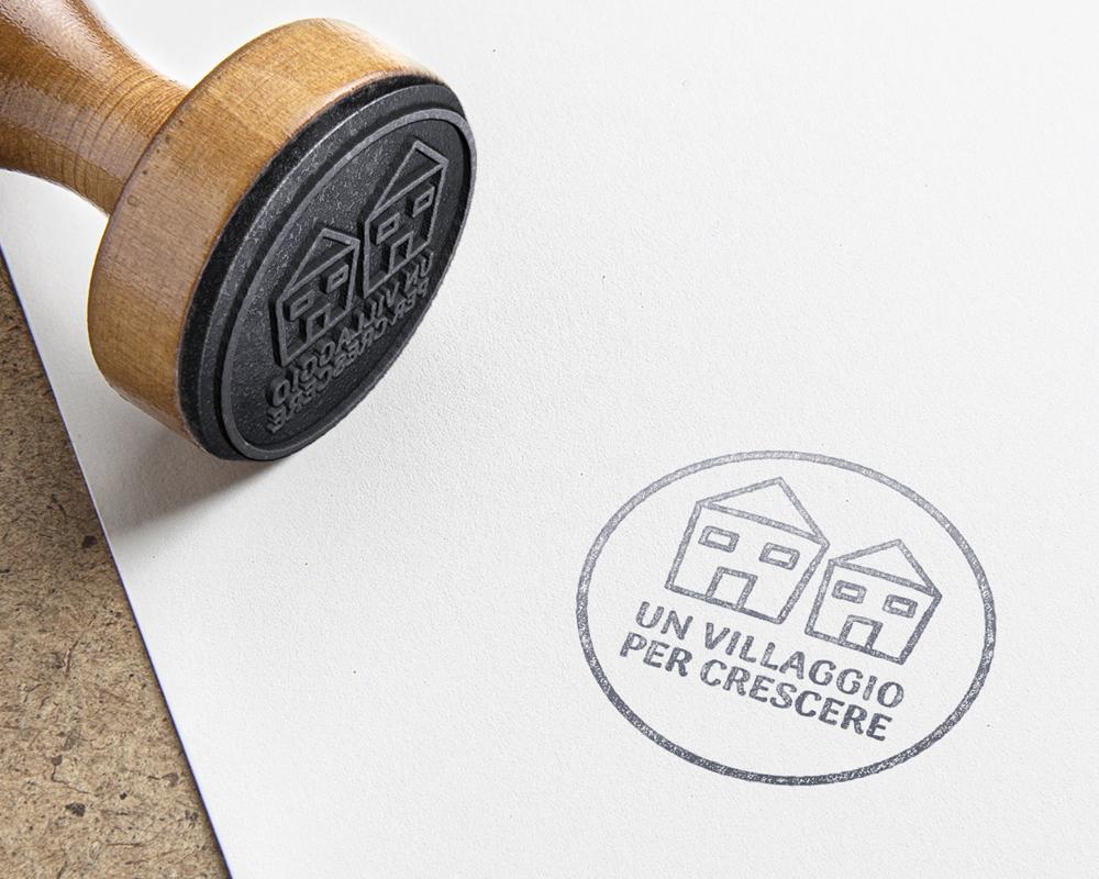 Timbro-inchiostro-con-logo-