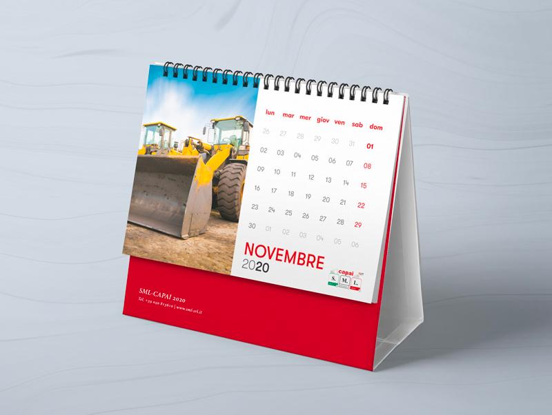 Calendario azienda Sml