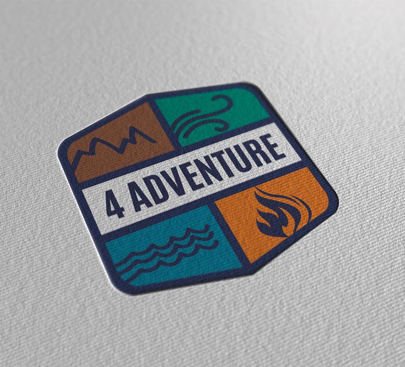 Logo 4adventure